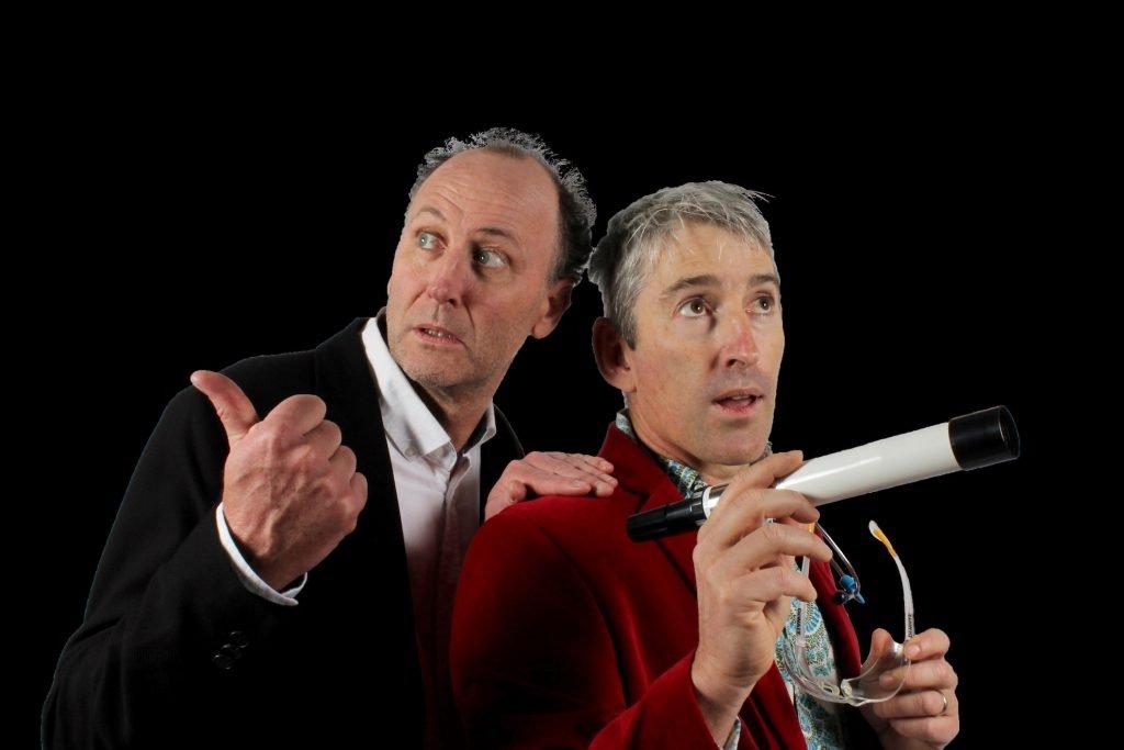 Patrick Davies Trumper and Phil Dooley explore science