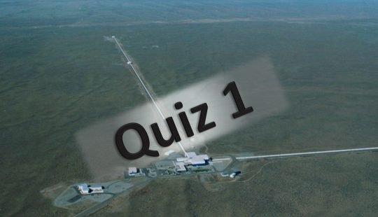 Quiz header