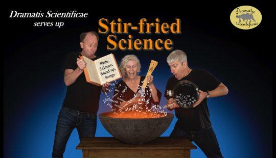 Stir Fried Science Poster