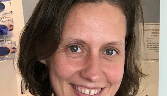 Dr Caitlin Byrt - aquaporins